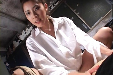 Riko tachibana asian office lady enjoys solo pussy play at work. Riko Tachibana Asian office lady enjoys solo pussy play at work